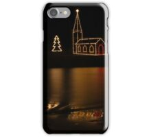 Mousehole by Night iPhone Case/Skin