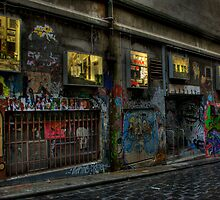 Hosier Lane by primovista