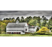 Merrucoonegan Farm Photographic Print