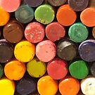 Crayons by Tim Norris