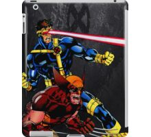 Spandex is cool!! iPad Case/Skin