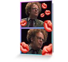 Brule kisses Greeting Card