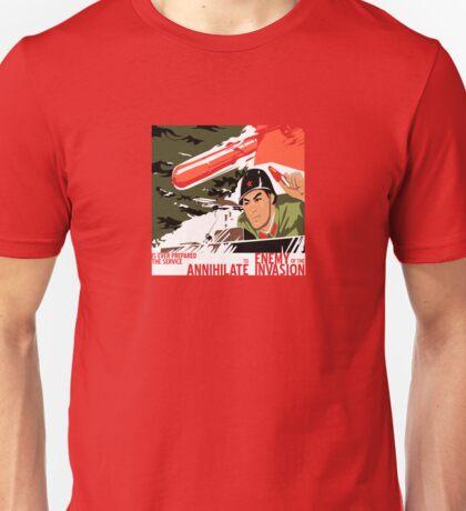 Tovarisch:  Prepared Unisex T-Shirt