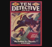 Ten Detective Aces - February 1944 by perilpress