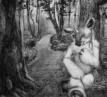 Forest Creature by musicalmaxwell