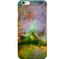 Cosmic Mushrooms 2 iPhone Case/Skin