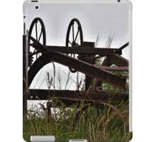 In The End, Nature Wins iPad Case/Skin