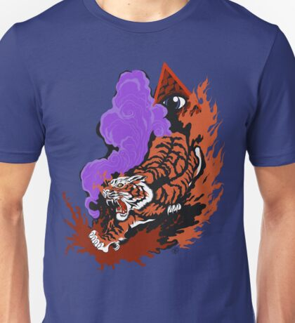 Eye Of The Tiger: Unisex T-Shirt
