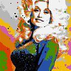 Dolly parton by Rich Anderson