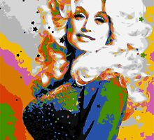 Dolly parton by Rich Anderson