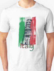 Italy Unisex T-Shirt