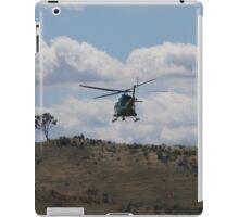 Care flight iPad Case/Skin