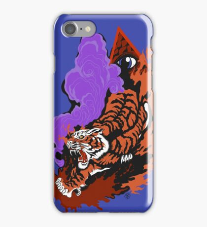 SmartPhone Cases, Eye Of The Tiger: iPhone Case/Skin