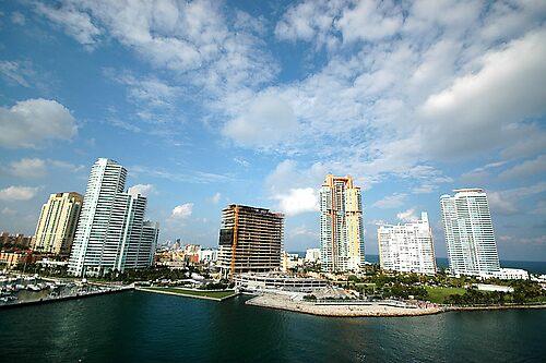 Miami City by californiagirl