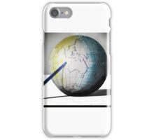 Anamorphic World iPhone Case/Skin