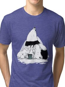 Panda Express V1 Tri-blend T-Shirt