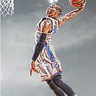 Basketball Westbrook by GeordyXGeordy
