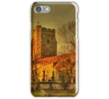 St Mary The Virgin Newington From The East iPhone Case/Skin