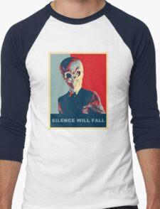 The Silence Men's Baseball ¾ T-Shirt