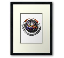 Super Galaxy Rumble Framed Print