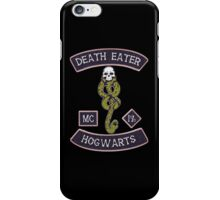 Death Eater MC iPhone Case/Skin