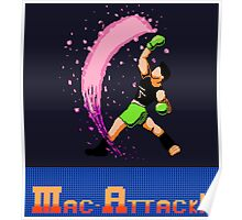 Mac-Attack Poster