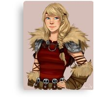 Astrid Hofferson Canvas Print