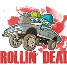 The Walking Dead - The Rollin' Dead - TWD Parody by ptelling