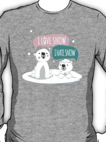 Polar Opposites T-Shirt