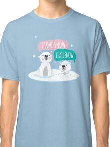 Polar Opposites Classic T-Shirt