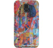 King of Pain and the Sickle Moon Samsung Galaxy Case/Skin
