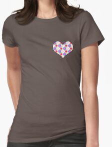 R3 Womens Fitted T-Shirt