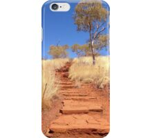 Pilbara - Stairs iPhone Case/Skin