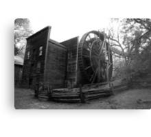 Grist Mill II Metal Print