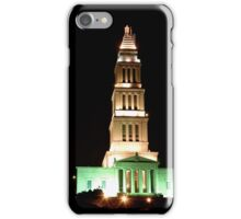 Majestic Masonic Memorial iPhone Case/Skin
