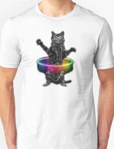 HULA HOOP (Choose Black for shirt) Unisex T-Shirt