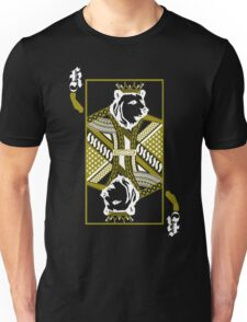 King Of Cali (White and Gold) Unisex T-Shirt