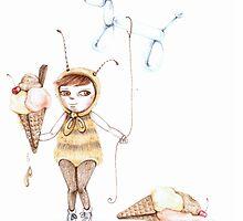 Bumble Bee by Sian Song Haldane