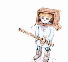 Knight by Sian Song Haldane