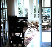 Chez Brochier by Meredith Nolan