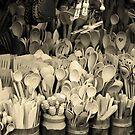 Spoons by Paula Bielnicka