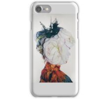 Floral Victorian Cameo iPhone Case/Skin