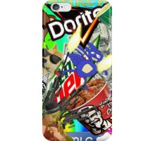 Montage Parodies iPhone Case/Skin