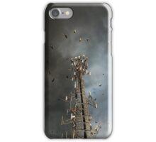 Vulture Swarm iPhone Case/Skin