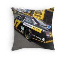 Matt Kenseth - #17 DeWalt COT Throw Pillow