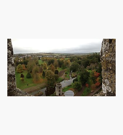 Ireland - Blarney View Photographic Print