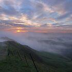 East Ridge Sunrise by Gary Pope
