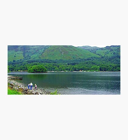 Loch Earn II Photographic Print