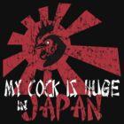 My cock is huge in Japan by iEric
