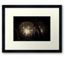 The Light Framed Print